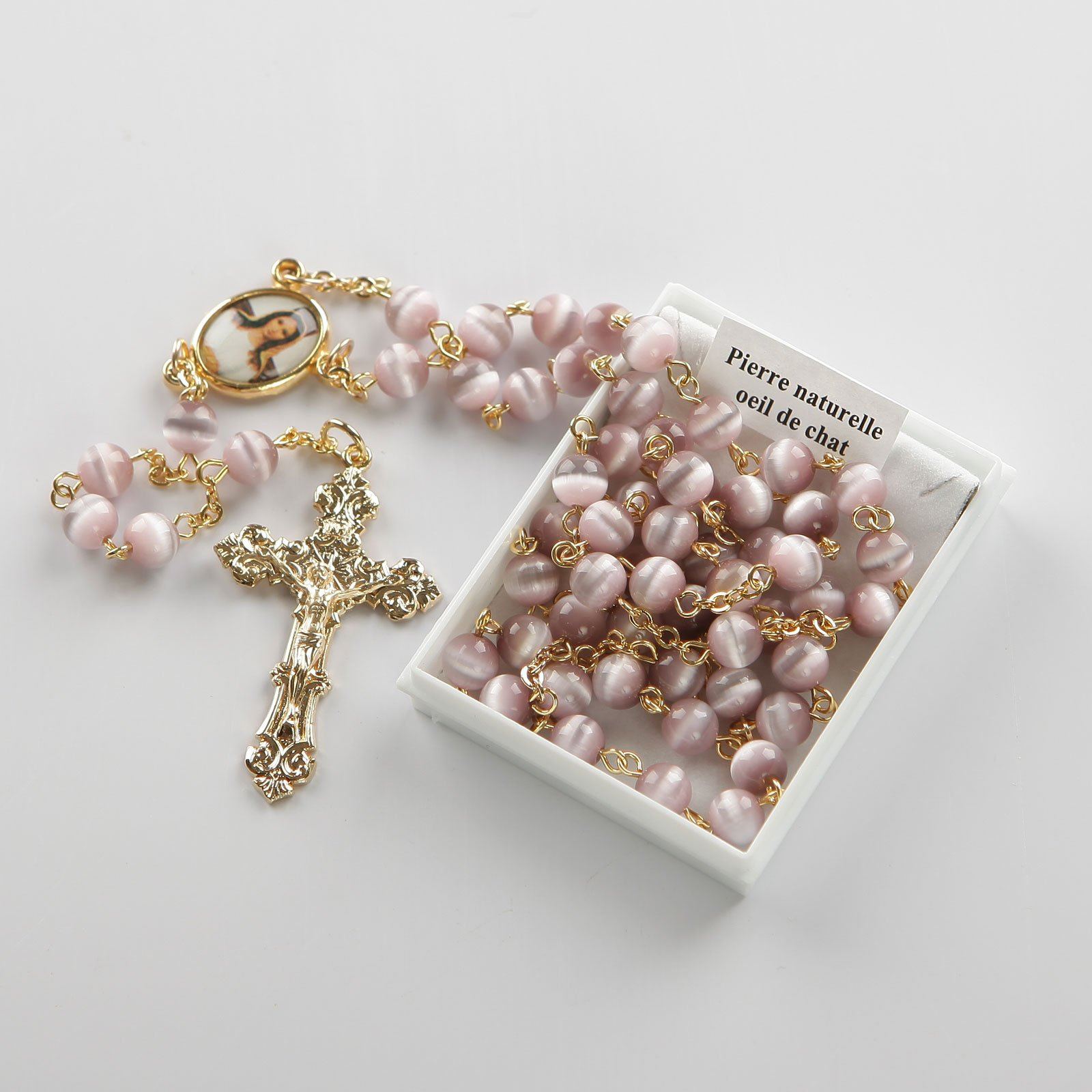 rosary-lilac-gold-coloured