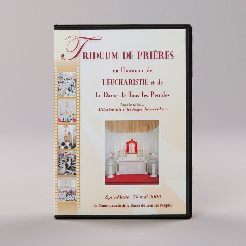 DVD of May 29, 2005