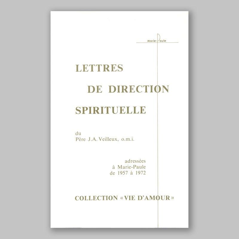 lettres de direction spirituelle
