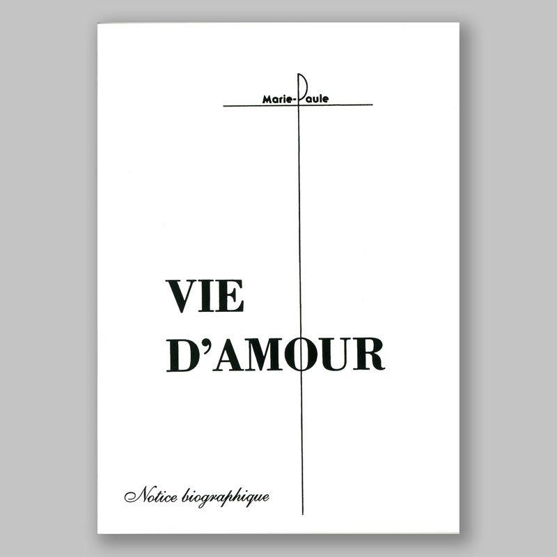 notice biographique vie d'amour