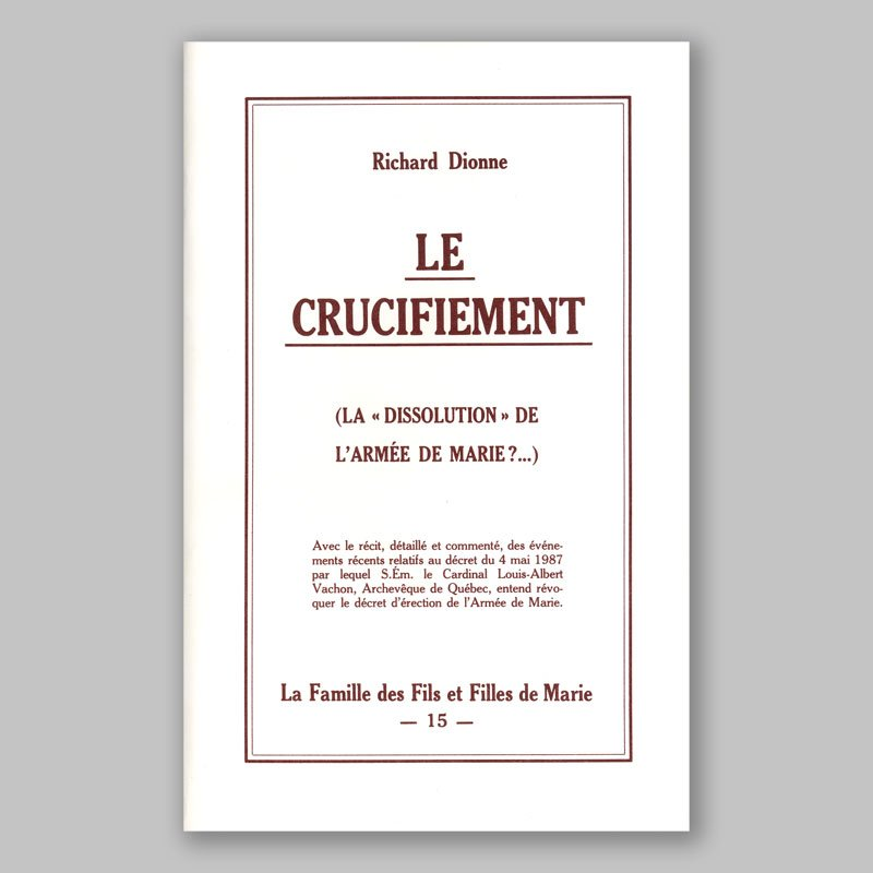le crucifiement 15
