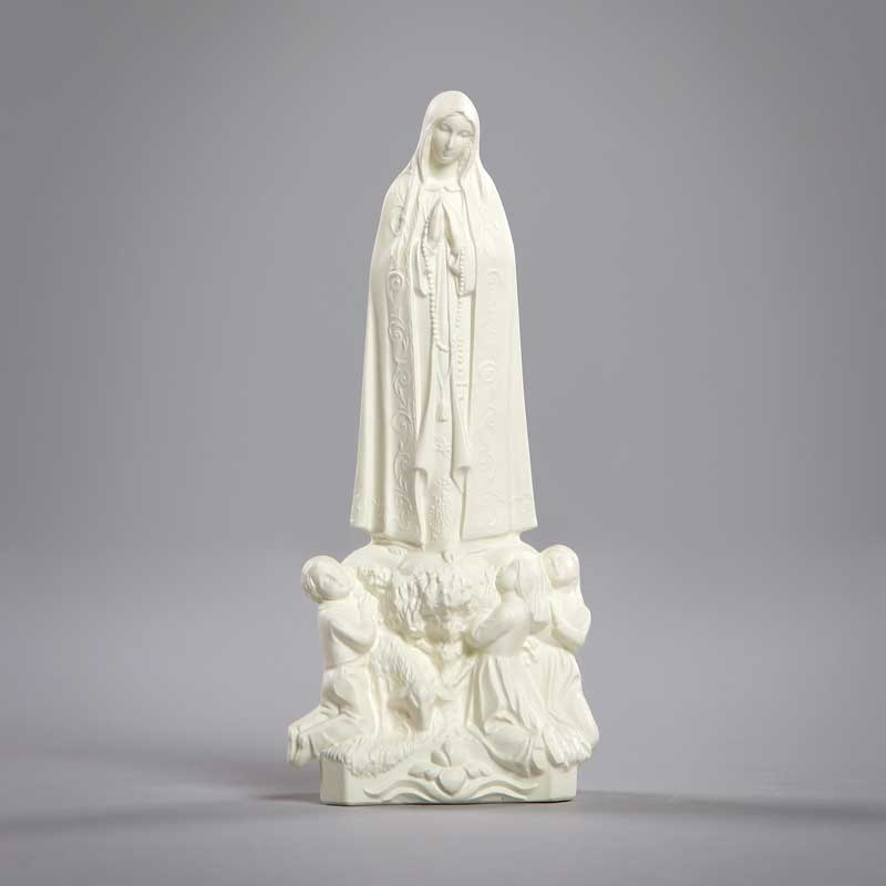 Our Lady of Fatima statuette