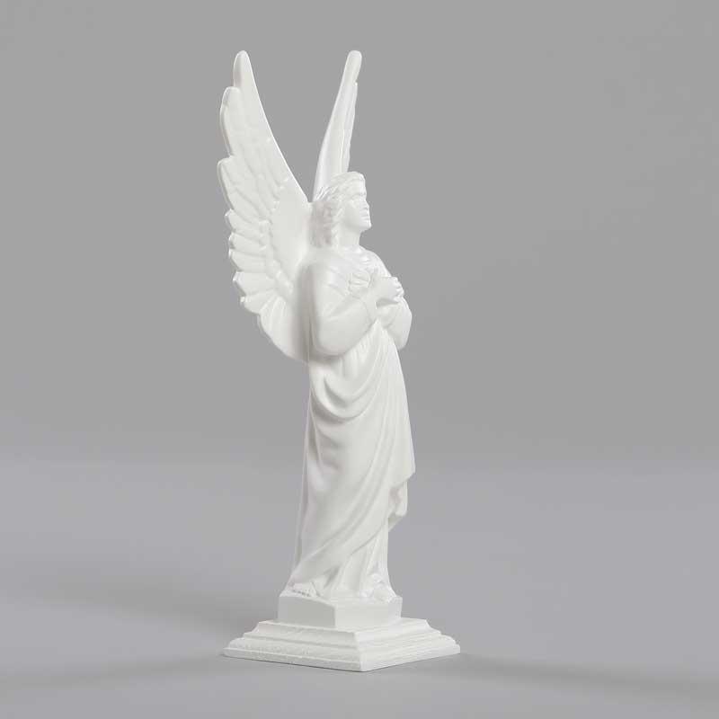 Ange adorateur extérieur