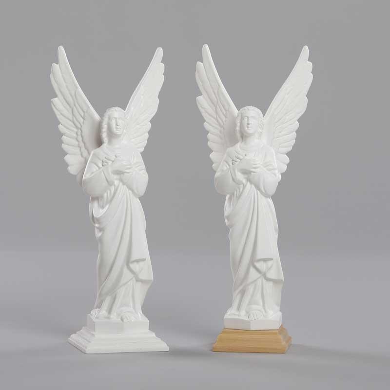 Ange adorateur extérieur et ange adorateur intérieur