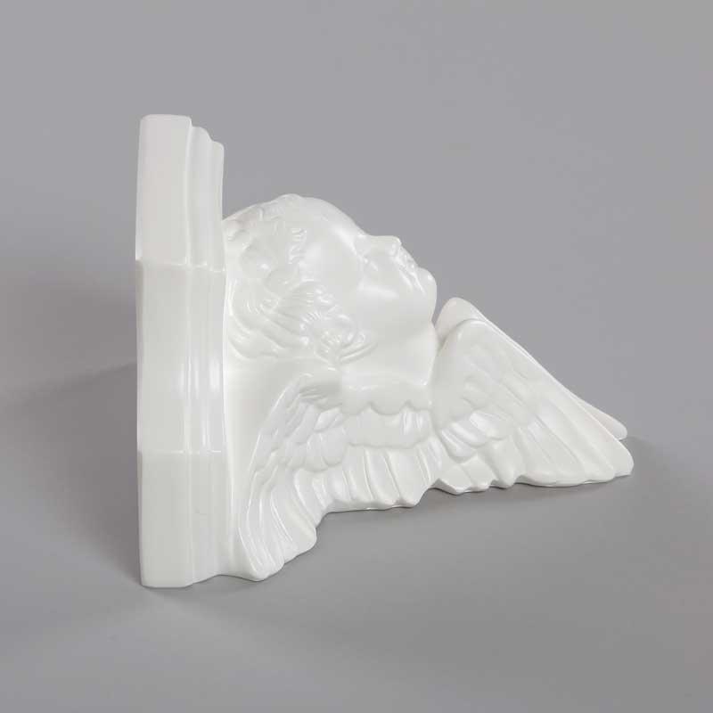 Console ange blanc