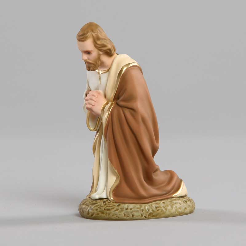 Saint Joseph crèche