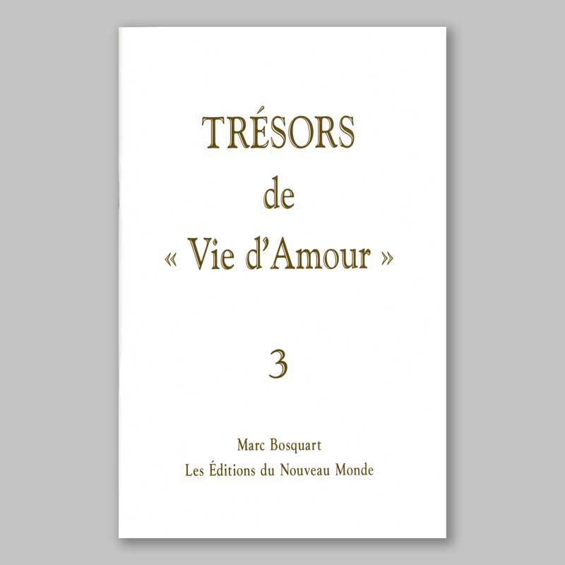 trésors de vie d'amour 3