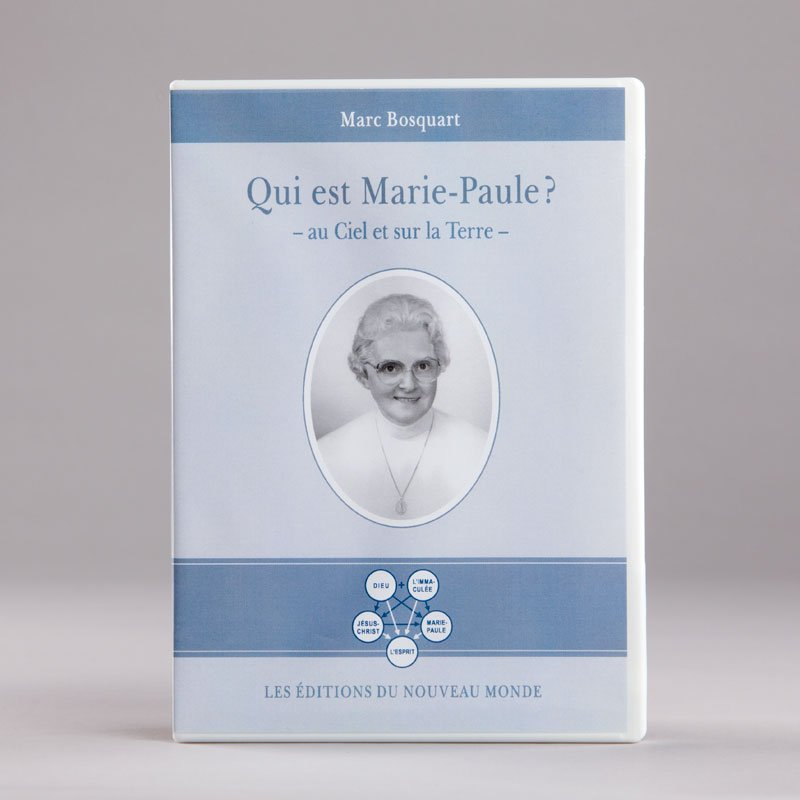 who is marie-paule-dvd 1a
