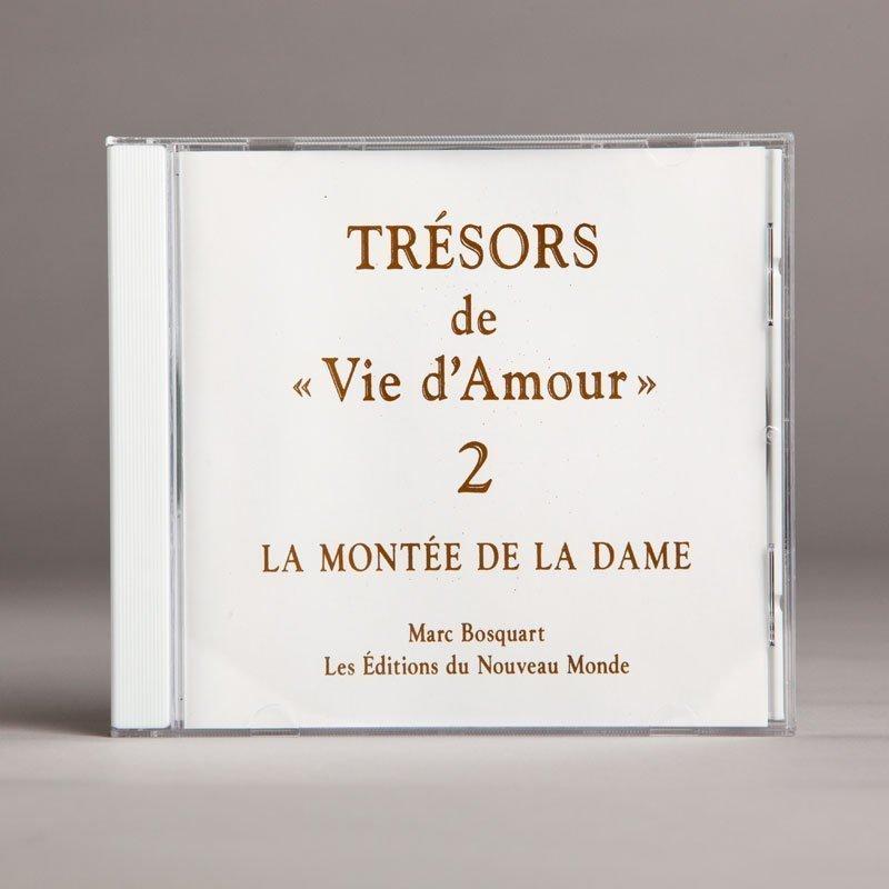 trésors de vie d'amour 2-a-cd