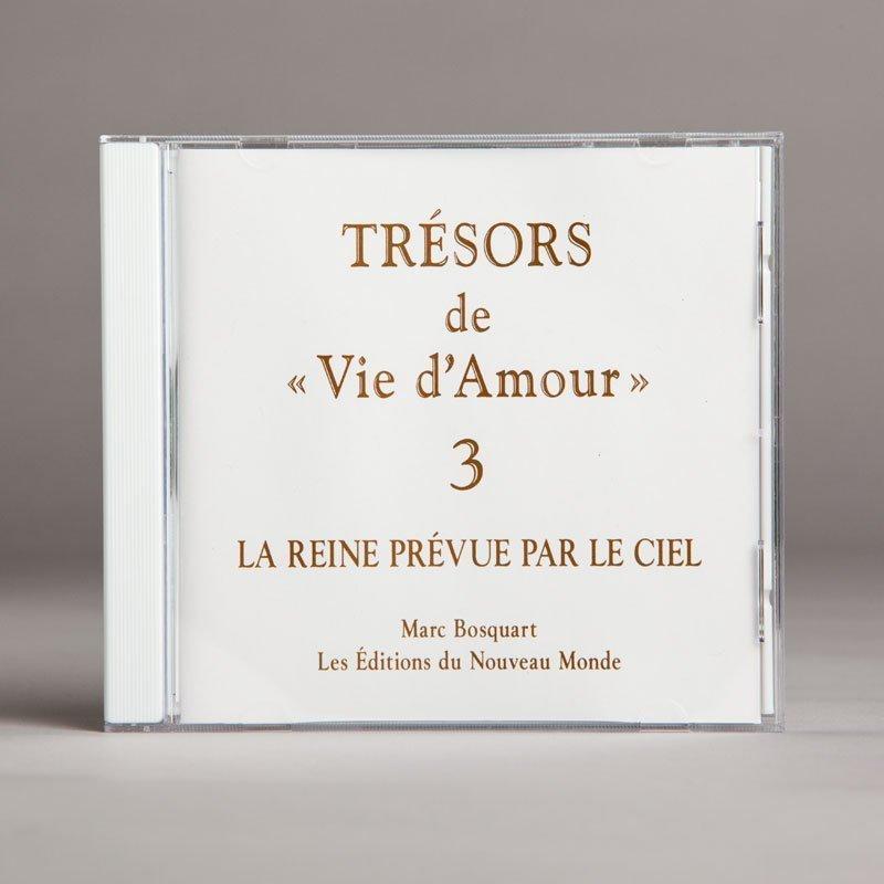 trésors de vie d'amour 3-a-cd