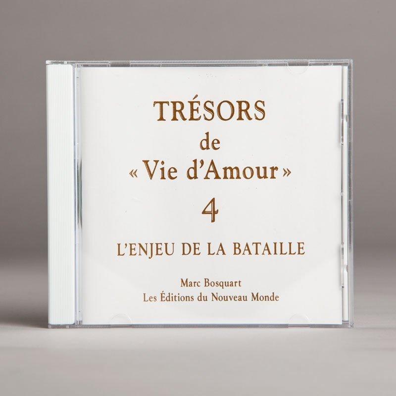 trésors de vie d'amour 4-a-cd