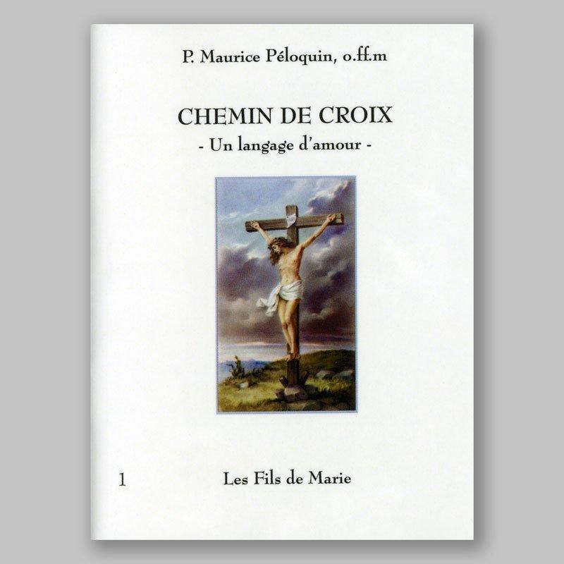 chemin de croix-un langage d'amour