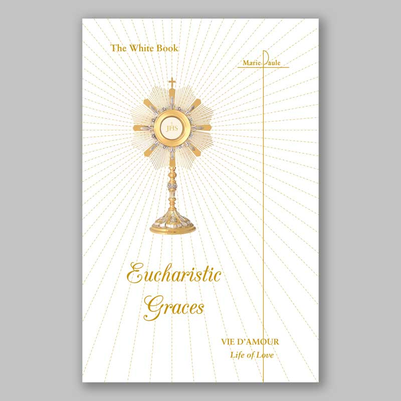 the white book-eucharistic graces