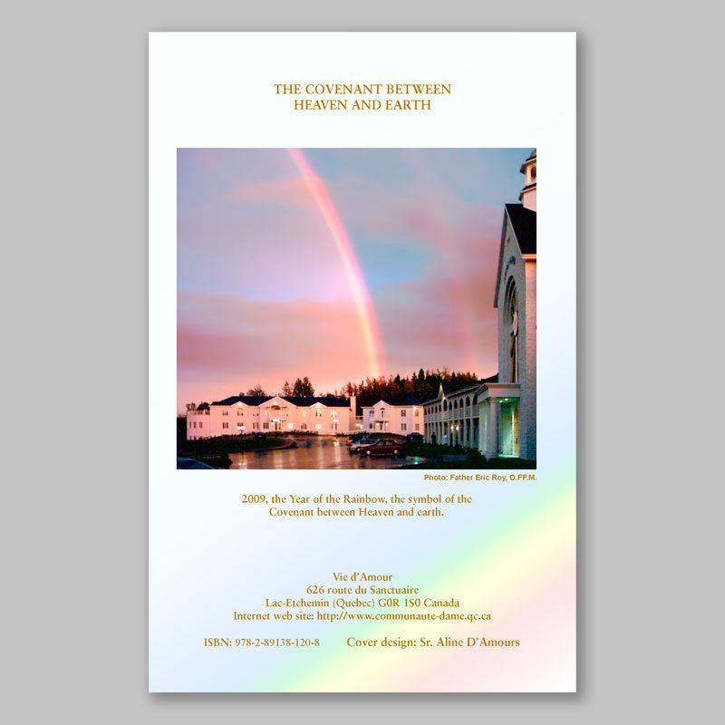 the white book 4-the covenant between heaven and earth-back page