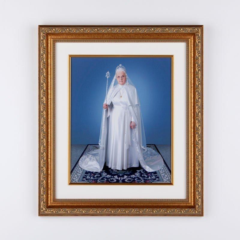cadre marie-paule reine