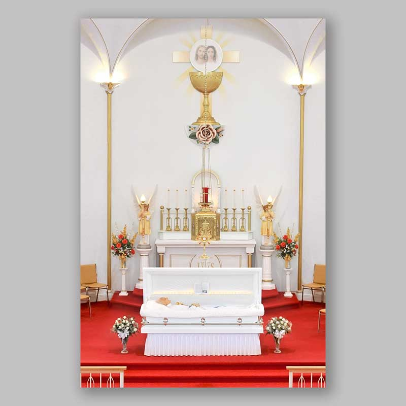 image-marie-paule dans son cercueil