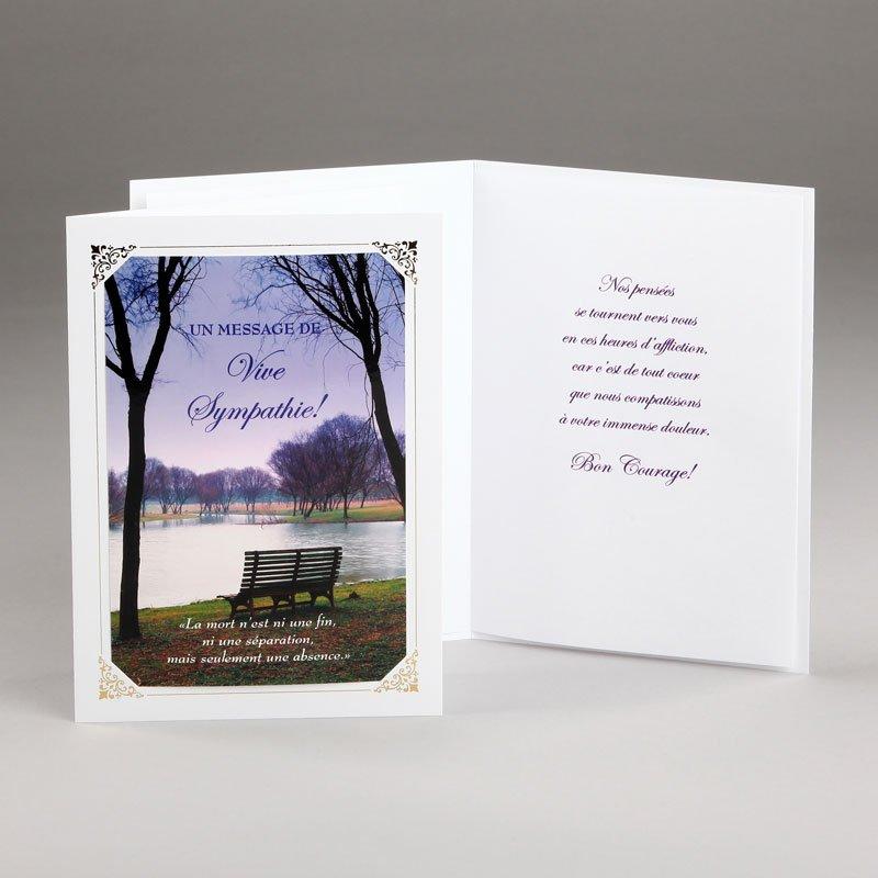 carte sympathies-vive sympathie