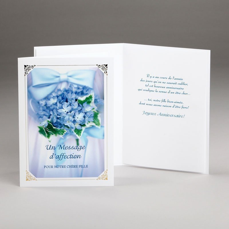 carte anniversaire-bouquet de fraîcheur