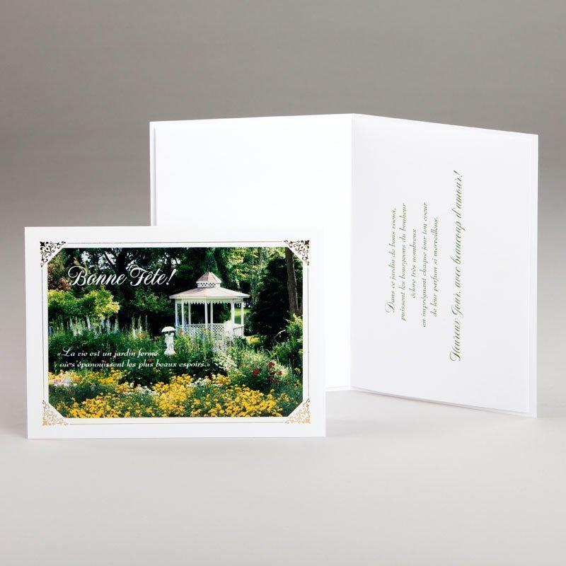carte anniversaire-un jardin de bons voeux