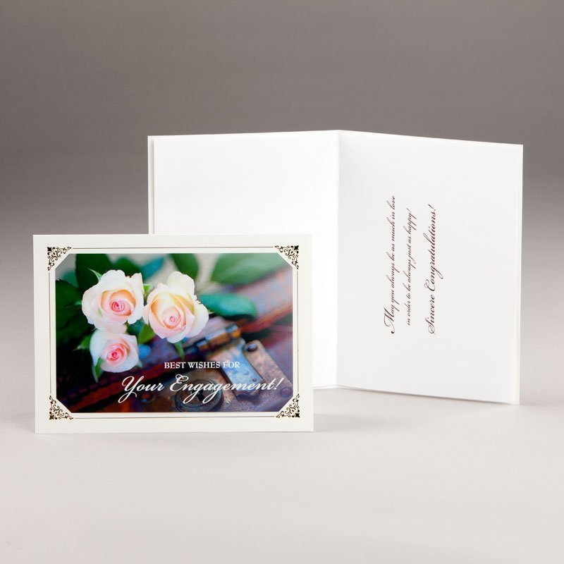 engagement or wedding card-for your engagement