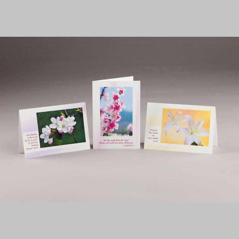 note card-spring blossom 3