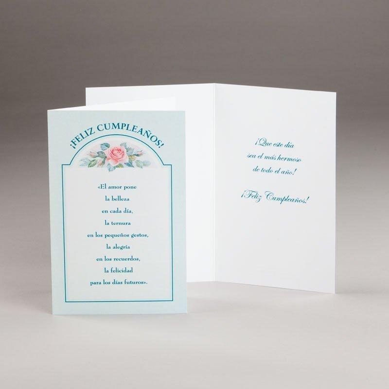 tarjeta cumpleaños-belleza del amor