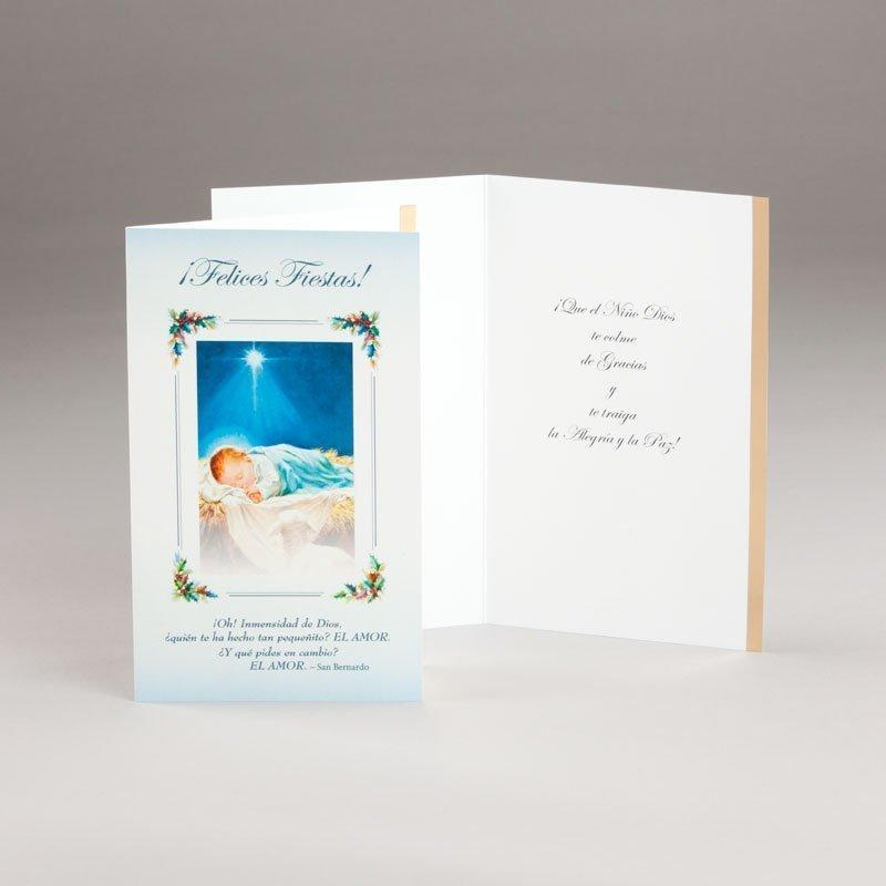 tarjeta de navidad-felices fiestas