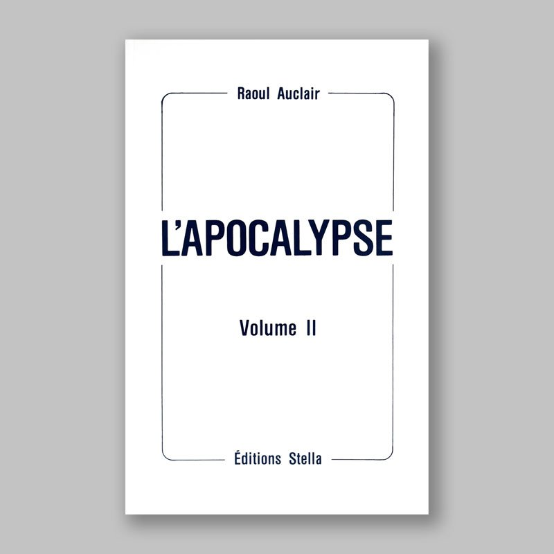 l'apocalypse 2