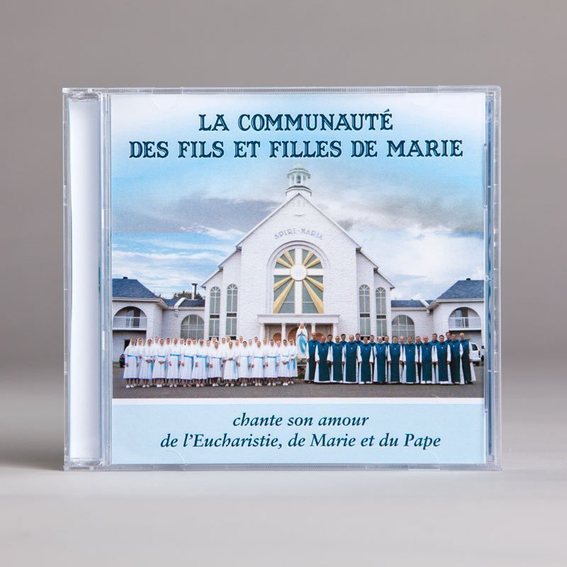 community of the sons and daughters of mary-hymns