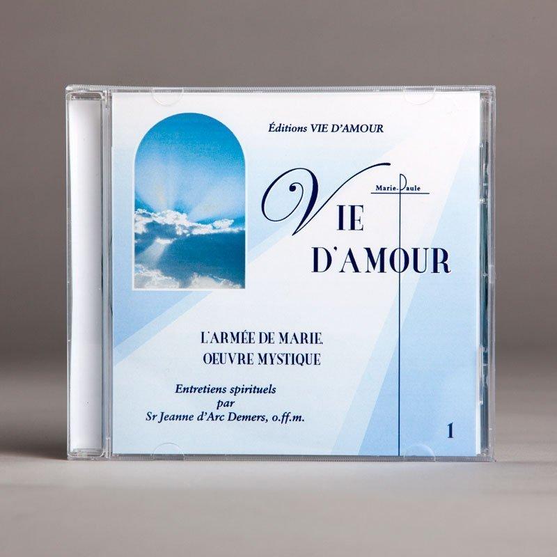 l'armée de marie-oeuvre mystique-1-cd