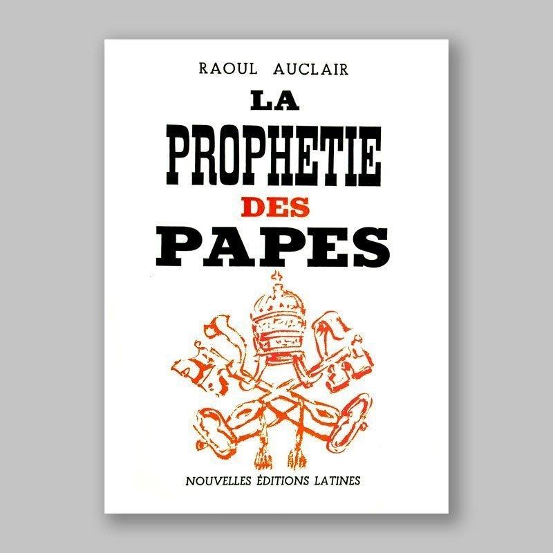 la prophétie des papes