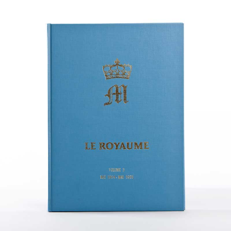 journal le royaume-reliure 3