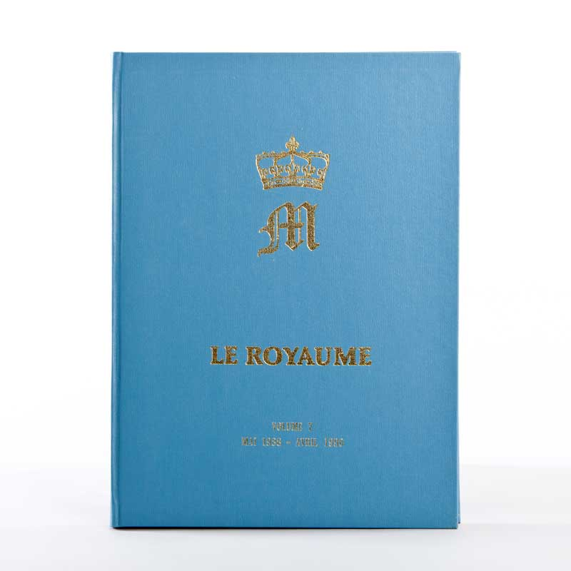 journal le royaume-reliure 7