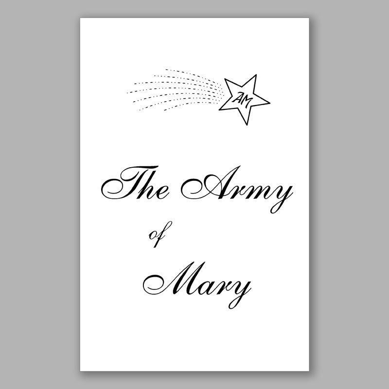 army of mary manual