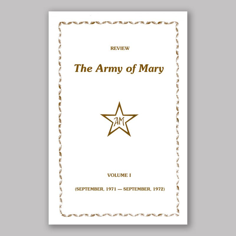 review the army of mary 1