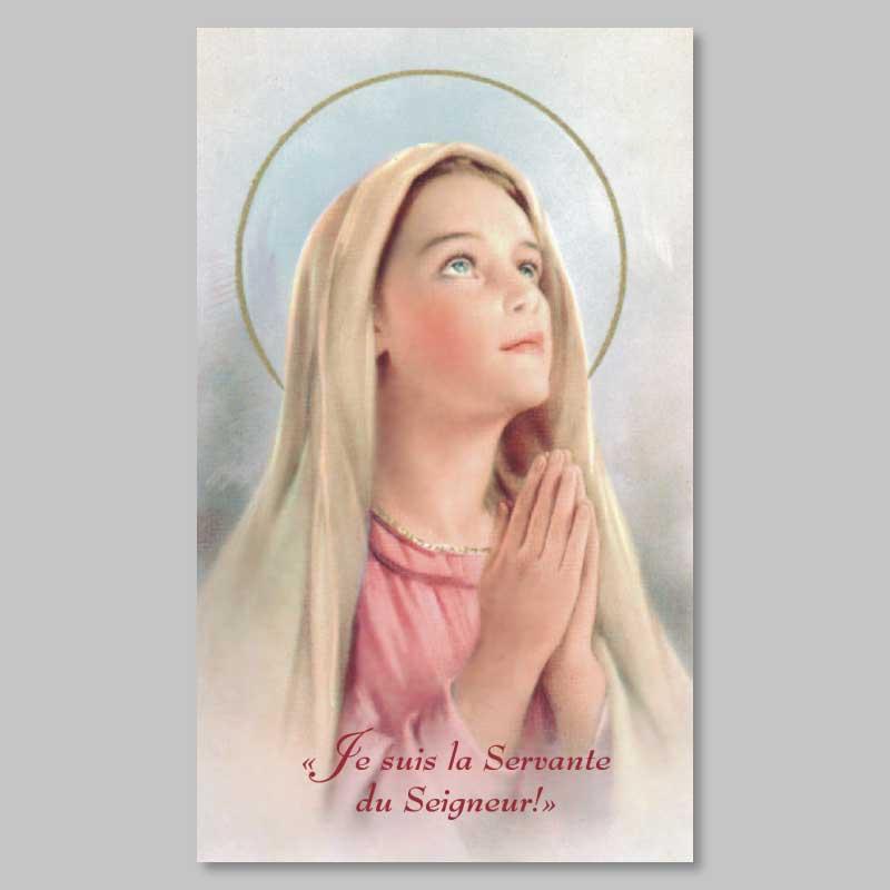 image - la servante du seigneur
