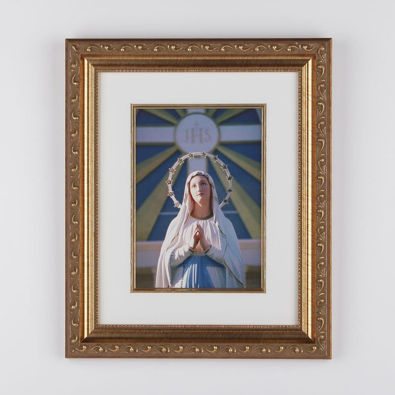 picture frame - immaculate at spiri-maria