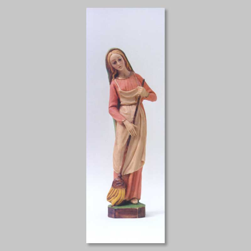 bookmark our lady of the broom