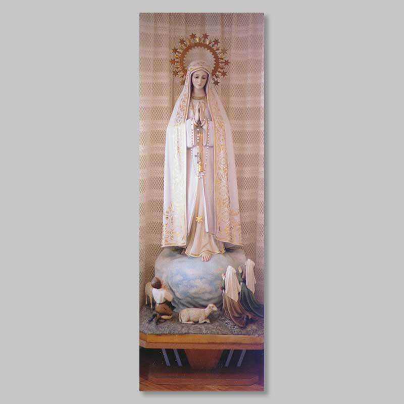 bookmark our lady of fatima