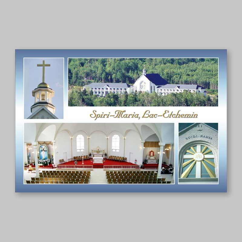 postcard - spiri-maria - inside and outside