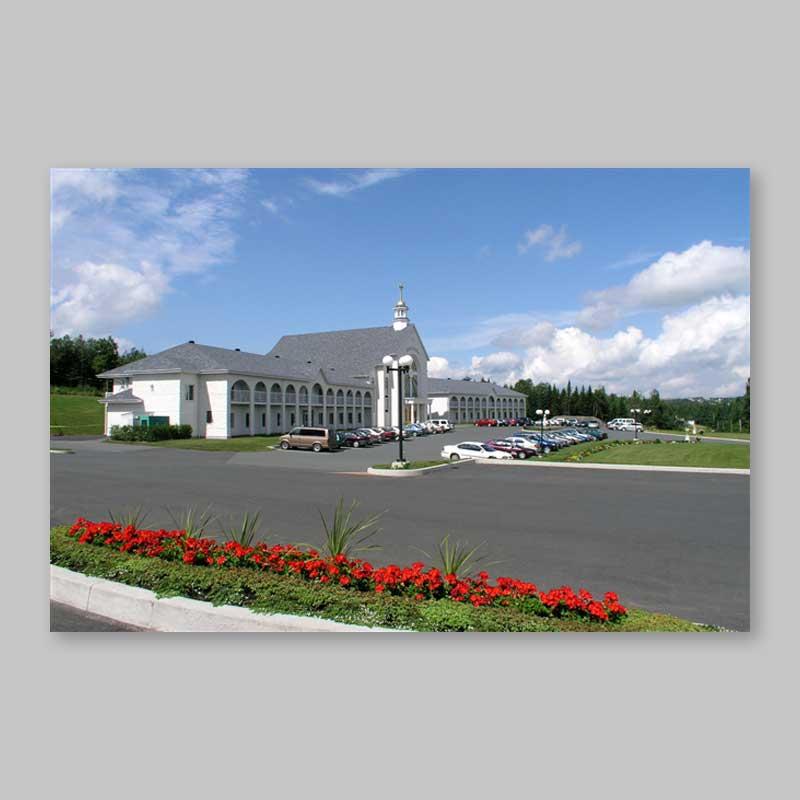 carte postale - spiri-maria - centre eucharistique et marial