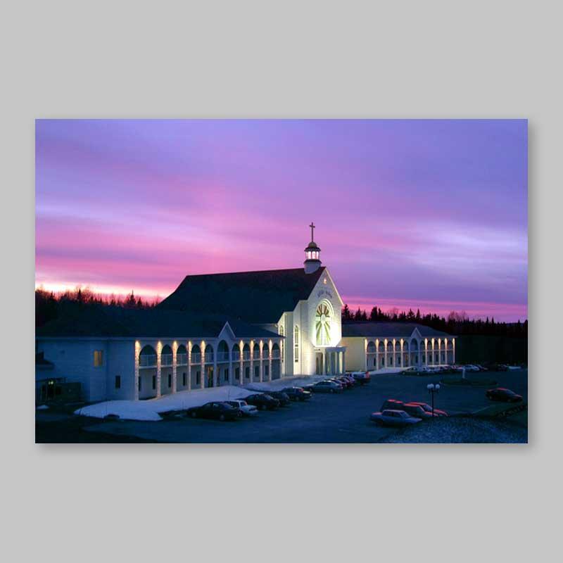postcard - spiri-maria at dusk