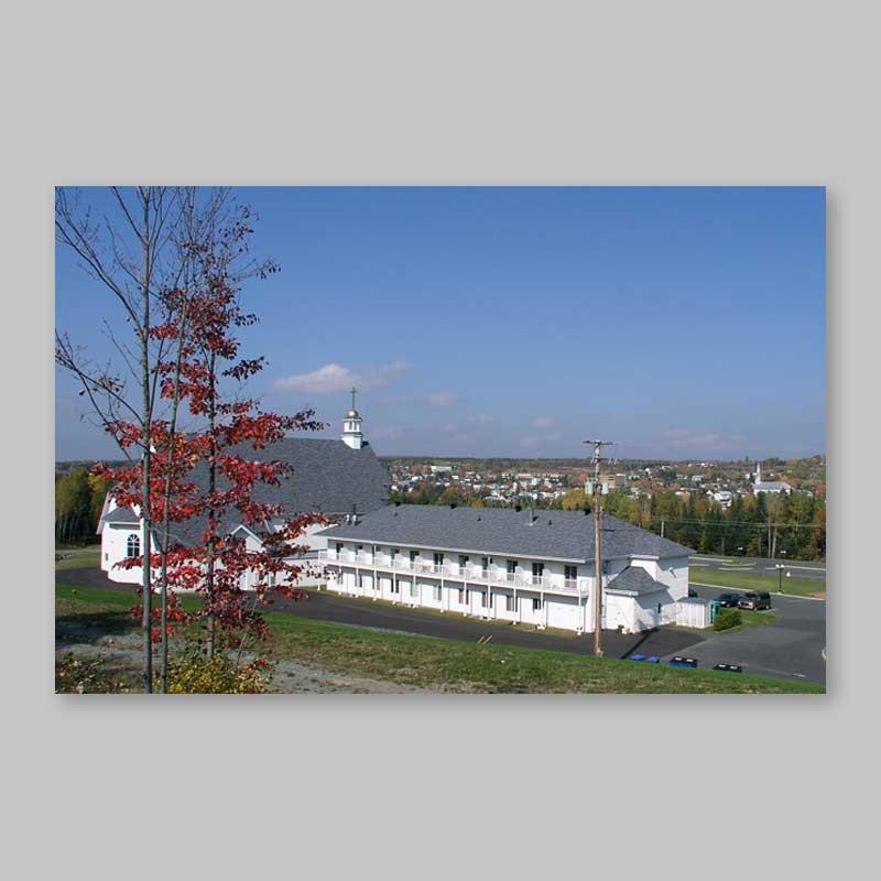 postcard - fall at spiri-maria