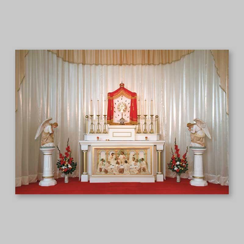 postcard - the eucharistic repository