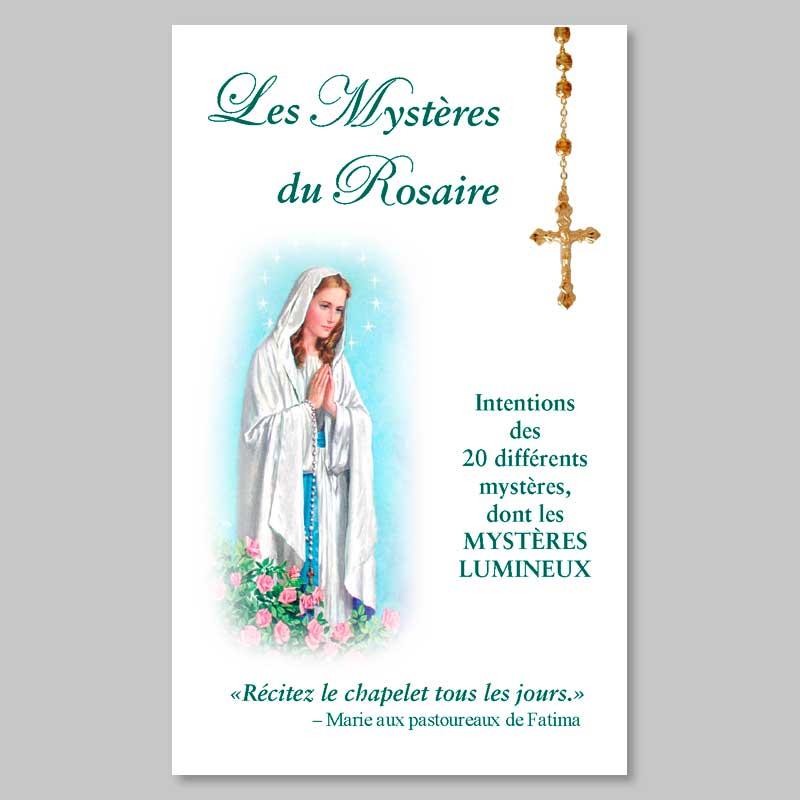 mystères du rosaire