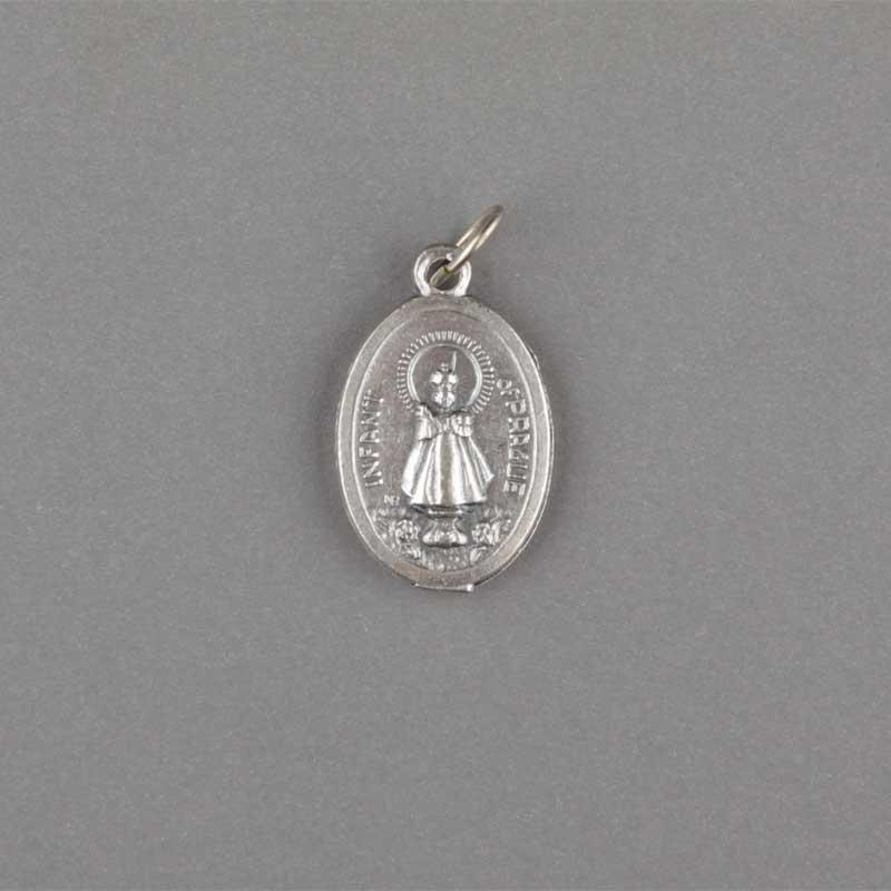 medal of the infant jesus of prague
