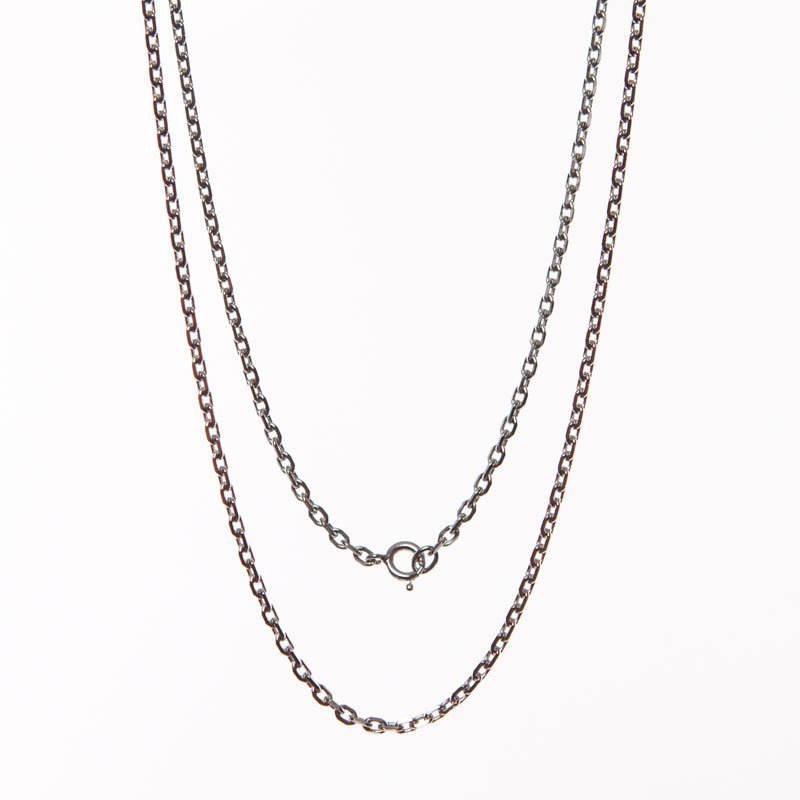 silver-coloured chain fl 70/50 20 inches