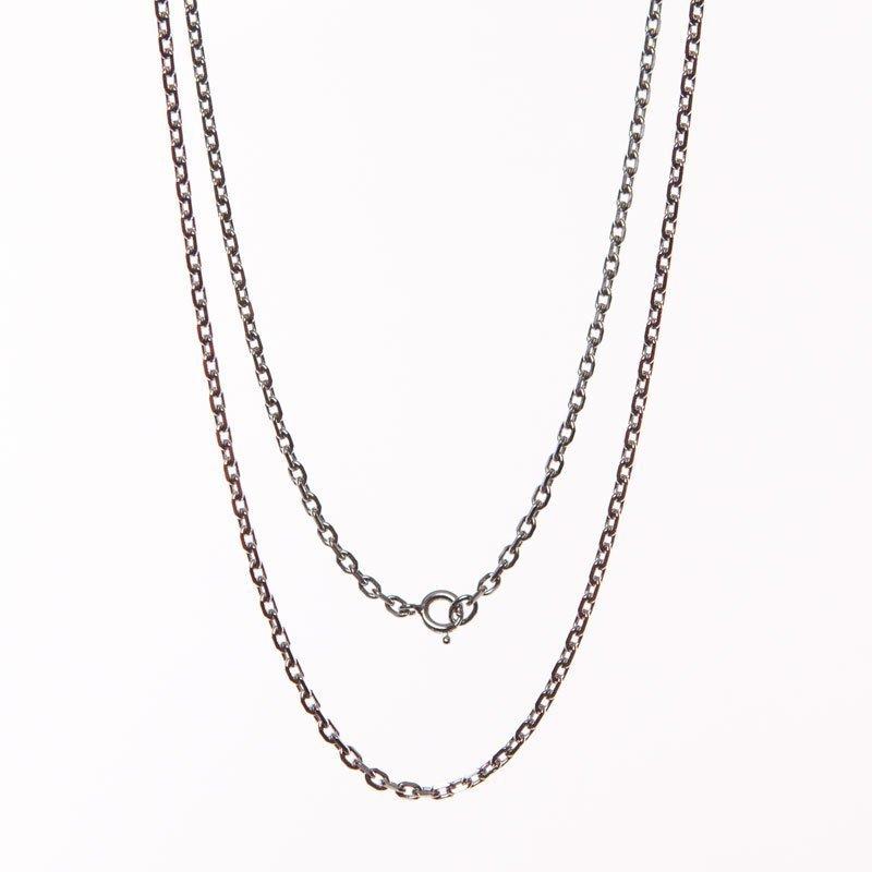 silver-coloured chain fl 70/50 20 inches