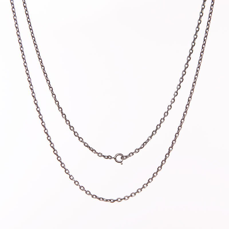silver-coloured chain fl 70/60 24 inches