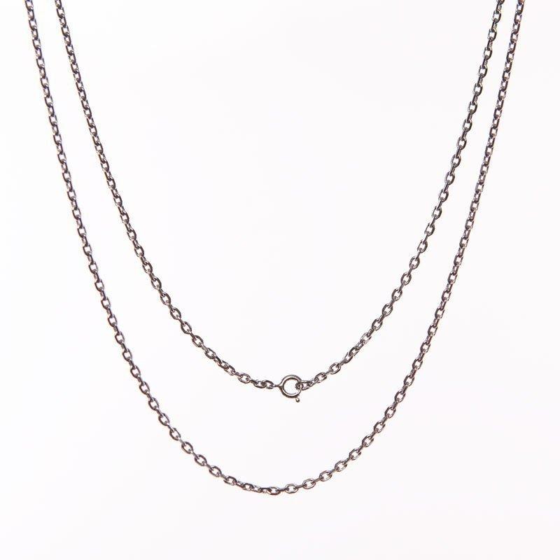silver-coloured chain fl 70/60 24 inches